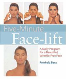 five-minute-face-lift-daily-program-for-beautiful-reinhold-benz
